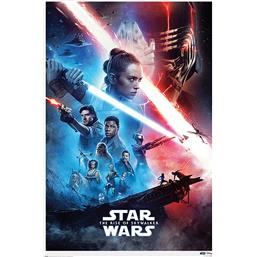 Star Wars: The Rise of Skywalker Plakat