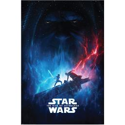 The Rise of Skywalker - Battle Plakat