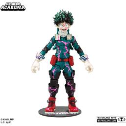 My Hero Academia: Izuku Midoriya Quirk Outfit Variant Action Figure 16 cm