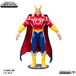 All Might Silver Age Costume Variant Action Figure 19 cm