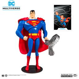 Superman Action Figure 18 cm