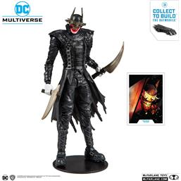 The Batman Who Laughs Action Figure 18 cm