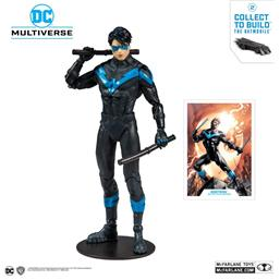 Nightwing (Better Than Batman) Action Figure 18 cm