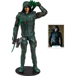 Arrow: Green Arrow Action Figure 18 cm