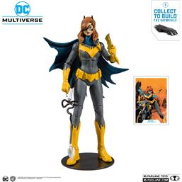 Batgirl (Art of the Crime) Action Figure 18 cm