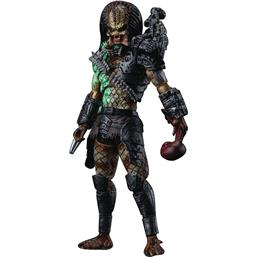 Battle Damage Jungle Predator Previews Exclusive Action Figure 1/18 11 cm