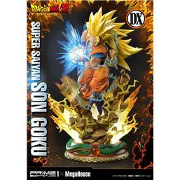 Super Saiyan Son Goku Deluxe Version Statue 1/4 64 cm