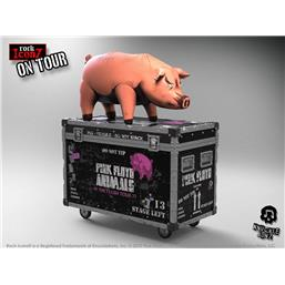Pink Floyd: The Pig Rock Ikonz On Tour Statues