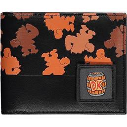Donkey Kong All Over Print Bifold Pung