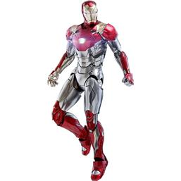 Iron Man: Iron Man Mark XLVII Reissue Movie Masterpiece Diecast Action Figure 1/6 32 cm