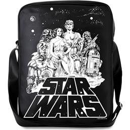 Star Wars: Star Wars Messenger Bag Classic