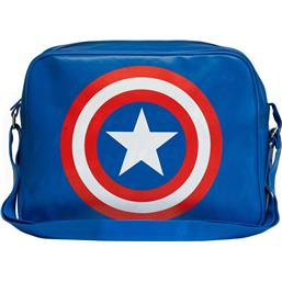 Captain America Shield Messager Bag
