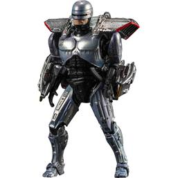 Robocop with Jetpack  Action Figure 1/18 10 cm
