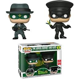 Diverse: Green Hornet & Kato Pop Figur 2-pak SDCC Exclusive
