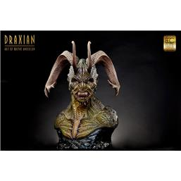 Diverse: Draxian Life-Size Bust by Wayne Anderson 71 cm