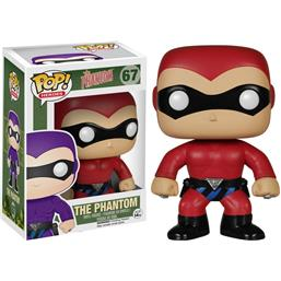 The Phantom (Red) POP! Heroes Vinyl Figur (#67)