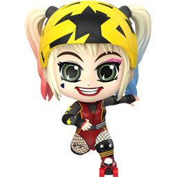 Harley Quinn (Roller Derby Version) Cosbaby Mini Figure 11 cm