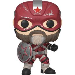 Red Guardian POP! Marvel Vinyl Figur