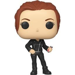 Black Widow (Street) POP! Marvel Vinyl Figur