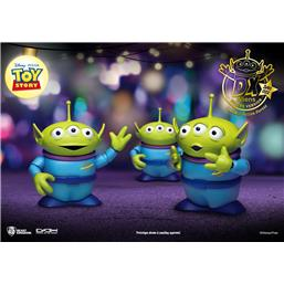 Toy Story: Aliens DX Ver. Dynamic 8ction Heroes Action Figure 3-Pack 12 cm