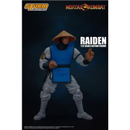 Mortal Kombat: Raiden Action Figure 1/12 17 cm