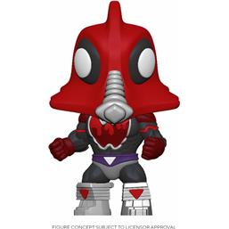 Mosquitor POP! Animation Vinyl Figur