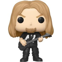 Jeff Hanneman POP! Rocks Vinyl Figur