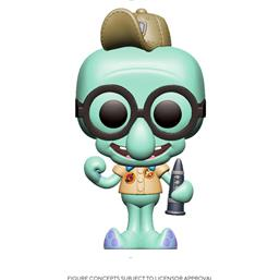 Squidward w/Camping Gear 2020 POP! Vinyl Figur