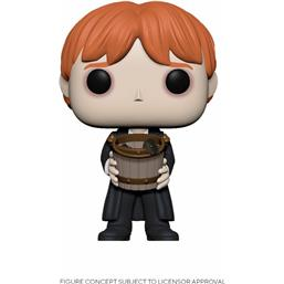 Harry Potter: Ron Puking Slugs w/Bucket POP! Movies Vinyl Figur