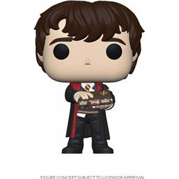 Neville w/Monster Book POP! Movies Vinyl Figur