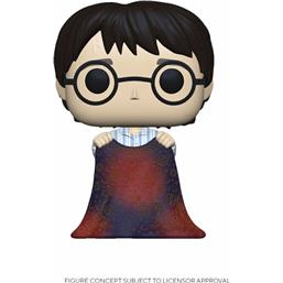 Harry w/Invisibility Cloak POP! Movies Vinyl Figur