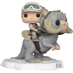 Luke on Taun Taun POP! Deluxe Movies Vinyl Figur