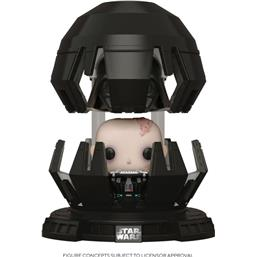 Darth Vader in Meditation Chamber POP! Deluxe Movies Vinyl Figur