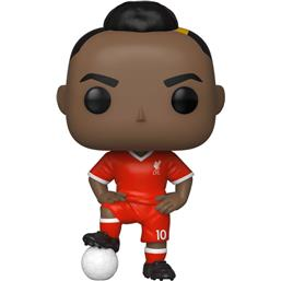 Sadio Mané (Liverpool) POP! Football Vinyl Figur