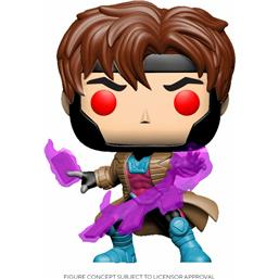Gambit w/Cards POP! Marvel Vinyl Figur