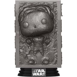 Han in Carbonite Empire Strikes Back 40th Anniversary POP! Movies Vinyl Figur