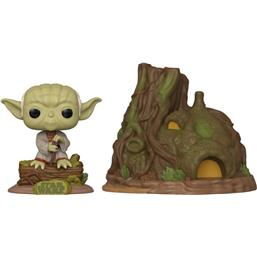Yoda's Hut Empire POP! Town Vinyl Figur Strikes Back 40th Anniversary