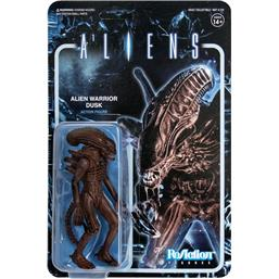 Alien Warrior Dusk Brown ReAction Action Figure Wave 1 10 cm