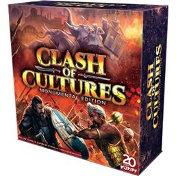Clash of Cultures: Monumental Edition Board Game