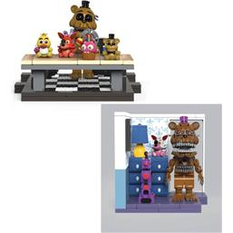 Five Nights at Freddy's (FNAF): The Office Desk & Right Dresser with Door Samlesæt