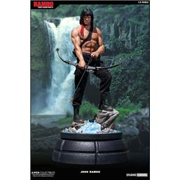 John Rambo Mixed Media Statue 1/3 84 cm