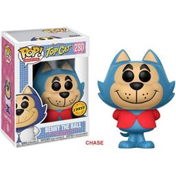 Benny The Ball POP! Animation Vinyl Figur (#280) - CHASE
