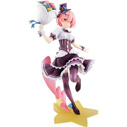 Re:Zero: Ram Birthday Ver. PVC Statue 1/7 25 cm