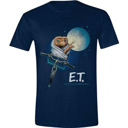 E.T.: Moon Bicycle T-Shirt