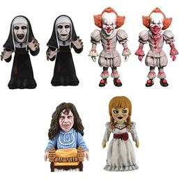 Nun: Horror D-Formz PVC Figures Series 1 12-pack