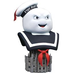 Ghostbusters: Stay Puff 3D Buste 1/2 25 cm