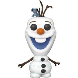 Olaf with Bruni POP! Disney Vinyl Figur (#733)