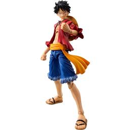 Monkey D. Luffy Action Heroes Action Figure 18 cm