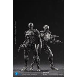 Robocop: OmniCorp EM-208 Enforcement Droids Action Figures 1/18 10 cm