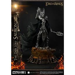 Lord Of The Rings: The Dark Lord Sauron Statue 1/4 109 cm